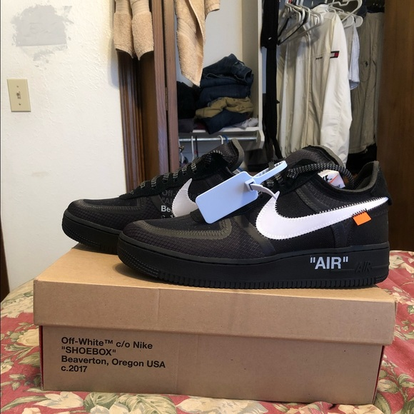 Off white Air Force one NWT